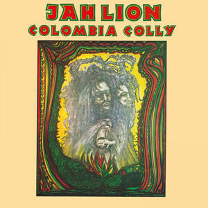 Jah Lion ‎– Colombia Colly /  Music On Vinyl