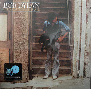 Bob Dylan – Street-Legal /  Columbia