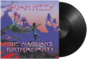 Uriah Heep - The Magician's Birthday Party /  Back On Black