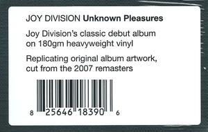Joy Division-Unknown Pleasures / Factory 