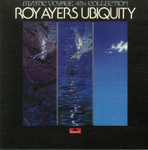 Roy Ayers Ubiquity ‎– Mystic Voyage - 45s Collection /  Dynamite Cuts