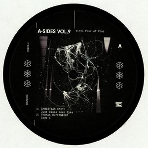 Va -  A Sides Vol 9 Vinyl Four Of Four / Drumcode