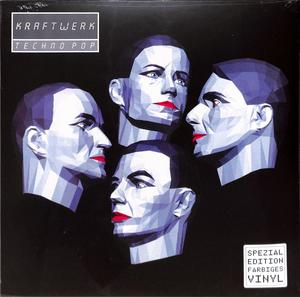 Kraftwerk ‎– Techno Pop  (German edition) / Parlophone