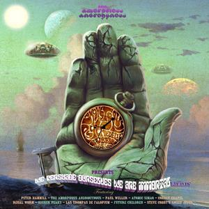 Amorphous Androgynous - A Monstrous Psychedelic Bubble Presents / Jumpin' & Pumpin'