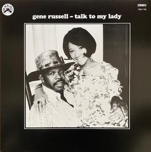 Gene Russell ‎– Talk To My Lady /  Real Gone Music