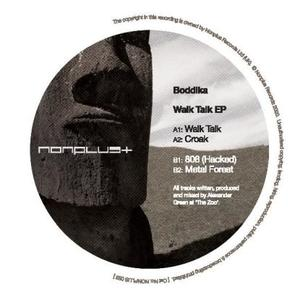 Boddika - Walk Talk Ep / Nonplus Records