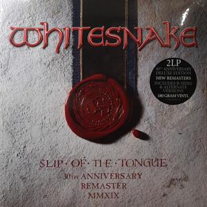 Whitesnake – Slip Of The Tongue /  Rhino Records