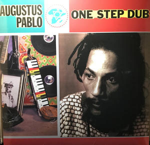 Augustus Pablo ‎– One Step Dub /  Greensleeves Records