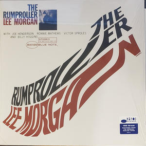Lee Morgan ‎– The Rumproller / Blue Note
