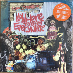 Ryan Hamilton And The Harlequin Ghosts – Nowhere To Go But Everywhere /  Wicked Cool Record Co.
