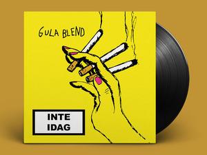 Gula Blend - Inte Idag / Rama Lama