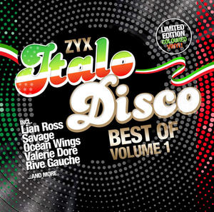 Va - ZYX Italo Disco - Best Of. Volume 1 /  ZYX Music