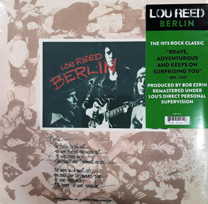 Lou Reed-Berlin / RCA