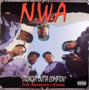 Nwa-Straight Outta Compton (20th Anniversary Edition)  / Priority Records