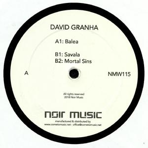 David Granha-Balea / Noir Music Black
