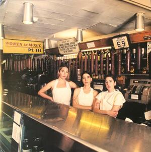 Haim – Women In Music Pt. III / Polydor