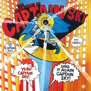 Captain Sky - The Adventures Of Captain Sky / Past Due