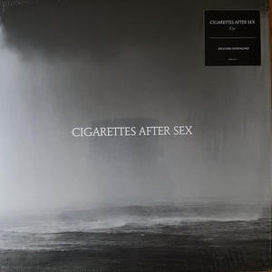 Cigarettes After Sex – Cry /  Partisan Records