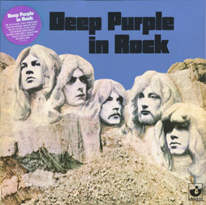 Deep Purple ‎– Deep Purple In Rock /  Harvest ‎