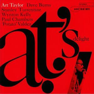 Art Taylor - A.T.'s Delight LP / Blue Note