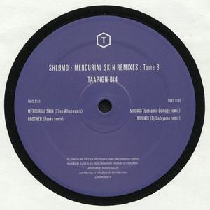 Shlømo - Mercurical Rmxs Tome 3 / Taapion Records