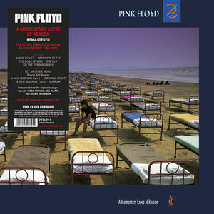 Pink Floyd-A Momentary Lapse Of Reason / Pink Floyd Music Ltd. ‎