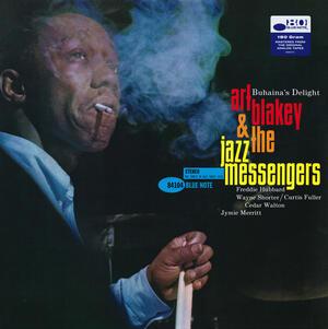 Art Blakey & The Jazz Messengers - Buhaina's Delight LP / Blue Note