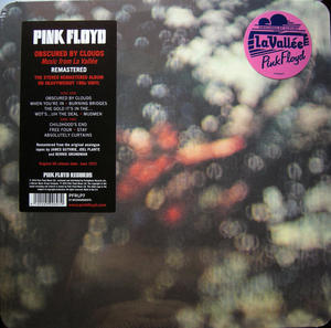 Pink Floyd-Obscured By Clouds / Pink Floyd Records