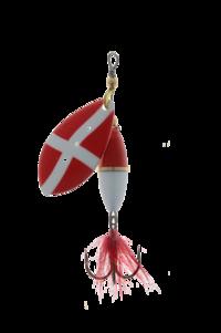 Wipp Spinn.10 g Danmark