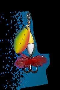 Wipp Spinn.  3 g  Rainbow