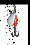 Akka Spinnare  HOT  5 g Silver