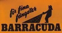 Fiskenät Barracuda 5 fot -30m (21,5mm)