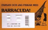 Nät Baracuda Held. 38 mm 6'