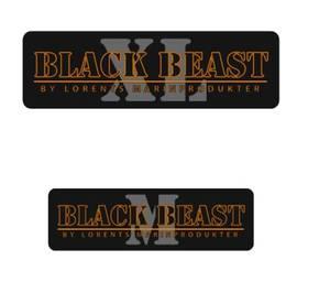 Blackbeast Orange edition 3 par