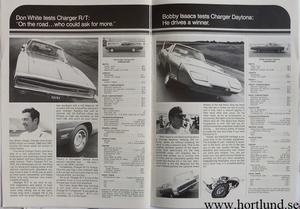 1970 Dodge Scat Pack Broschyr