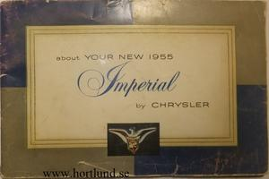 1955 Imperial Owners Manual