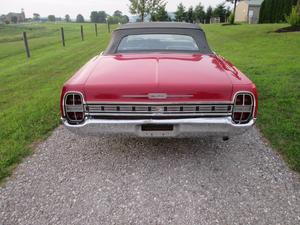 1968 Ford Galaxie XL Convertible
