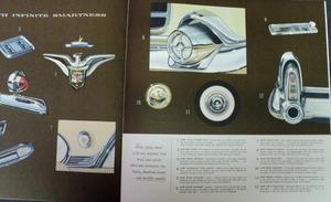 1955 Imperial Lyxbroschyr