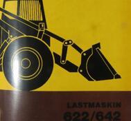 1978-1984 Volvo BM LM 622/642 Instruktionsbok 9.78