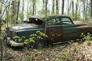 1953 Buick Special 4-Door Sedan
