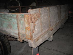 1939 Chevrolet HS Special Lastbil