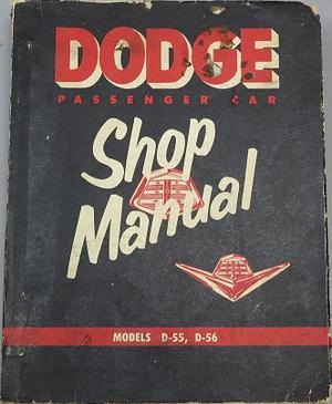 1955 Dodge Service Manual