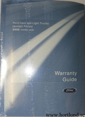 2004 Ford Mustang Owner´s Guide
