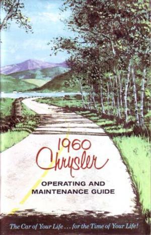 1960 Chrysler Operating Instructions