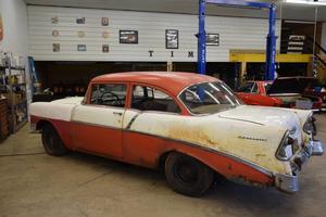 1956 Chevrolet 210 2-Door Sedan