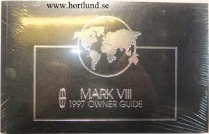 1997 Lincoln Mark VIII Owner Guide