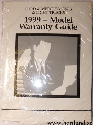1999 Ford Mustang Owner's Guide