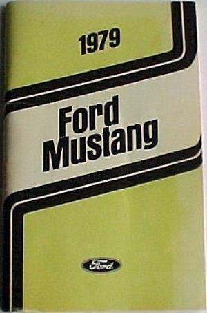 1979 Ford Mustang Owner's Manual