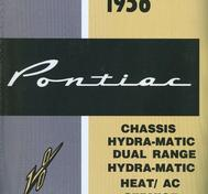 1956 Pontiac Shop Manual komplett