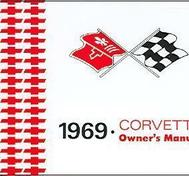 1969 Chevrolet Corvette Owners Manual